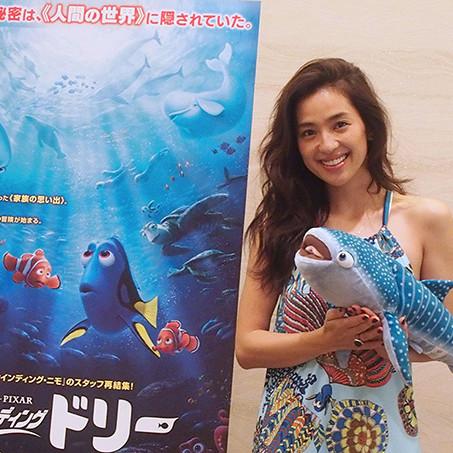 『ファインディング・ドリー』日本語吹替版でデスティニー役を演じた中村アンにインタビュー!