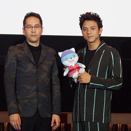 3/18(土)公開『ひるね姫』満島真之介、神山健治監督が舞台挨拶に登場!