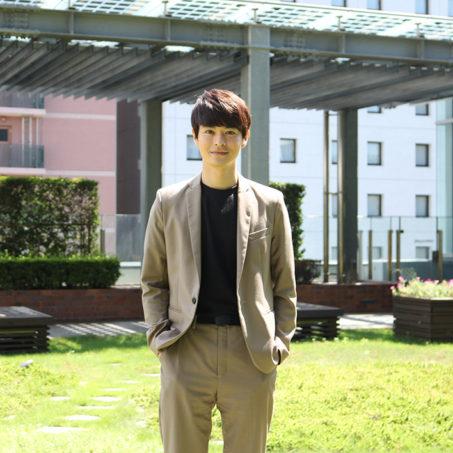 舞台『関数ドミノ』瀬戸康史インタビュー