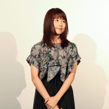 映画『ナラタージュ』福岡の舞台挨拶に松本潤&有村架純が登場!