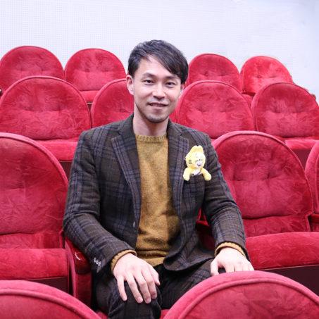 映画『泥棒役者』西田征史監督インタビュー