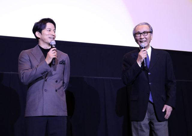 映画『散り椿』主演・岡田准一&木村大作監督が福岡へ!葉室麟への想いを語った