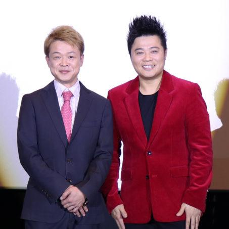 世界で話題沸騰!映画『アクアマン』福岡アンバサダーのバッドボーイズが舞台挨拶に!