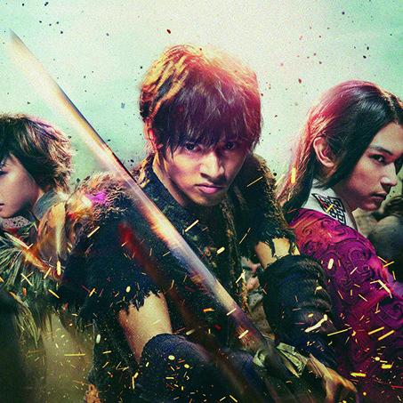 4/19(金)公開『キングダム』王騎の矛ペンを3名様にプレゼント!