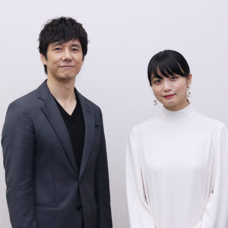 5/24(金)公開『空母いぶき』西島秀俊×深川麻衣インタビュー