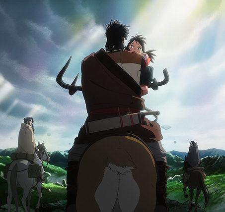 9/10(金)公開『鹿の王 ユナと約束の旅鹿の王 ユナと約束の旅』オリジナルクリアファイルプレゼント!