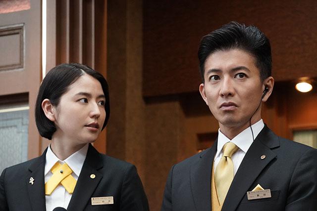 大ヒット公開中!映画『マスカレード・ナイト』オリジナルコースタープレゼント!